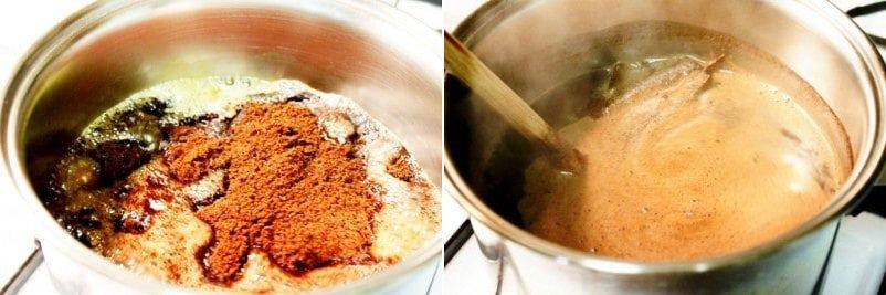 Café de olla instrucciones paso a paso