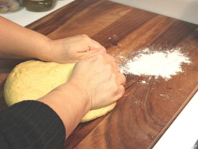 Rosca de Reyes tutorial paso a paso