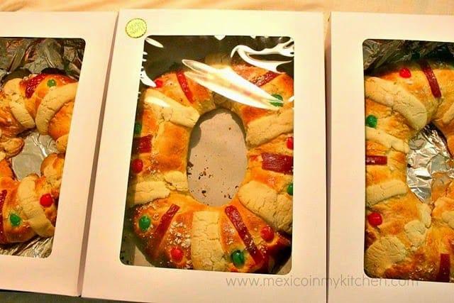 Receta de Rosca de Reyes, super explicada con fotos