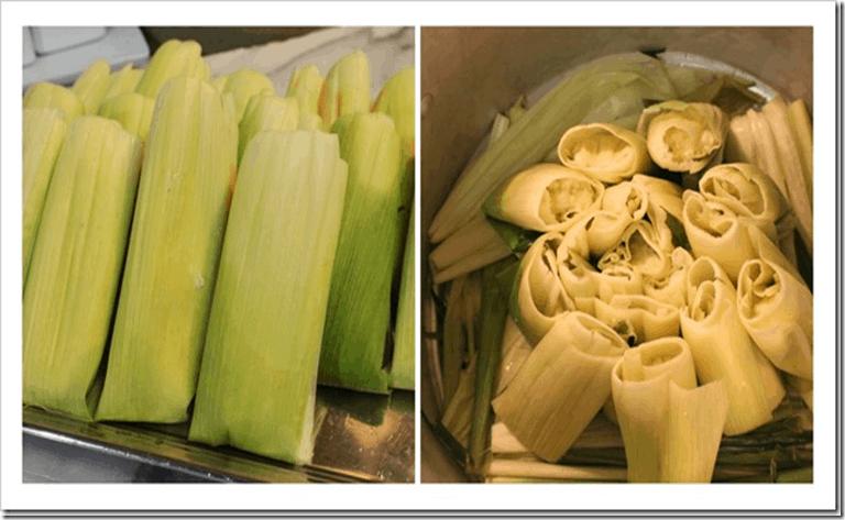 Tamales de Elote, prepara esta deliciosa receta