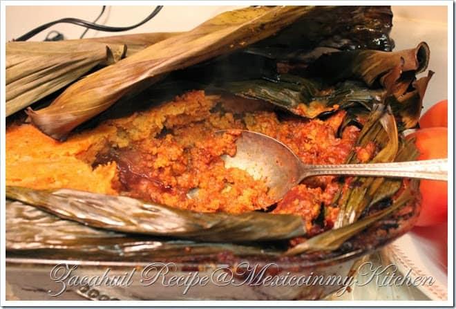 Zacahuil disfruta de esta deliciosa receta