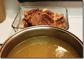 Caldo de Res, Puchero o Cocido prepara esta receta a tu familia