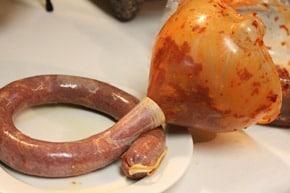 Chorizo Mexicano embutido