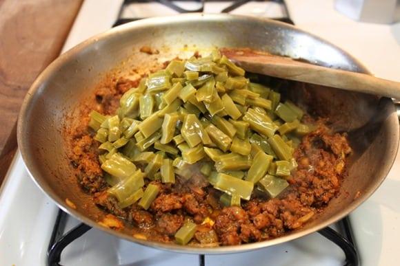 Nopales con Chorizo, disfruta de esta deliciosa receta