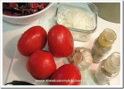 Puntas de Filete de Res, selecciona los mejores tomates para esta receta