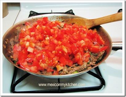 Puntas de Filete de Res, deliciosa receta para compartir en familia