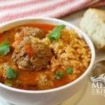 Receta de la clásica sopa de albóndigas