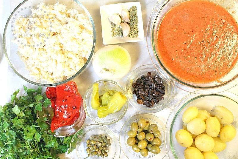Bacalao a la Vizcaína deliciosa receta para preparar en casa