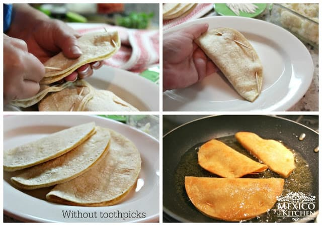 tacos dorados de papa, sigue esta sencilla receta