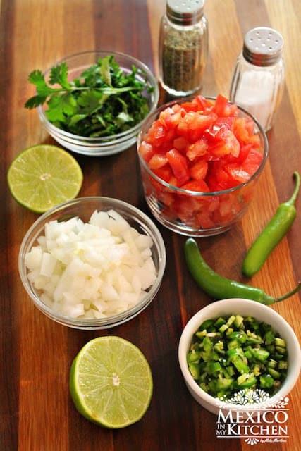 tacos dorados de papa ingredientes