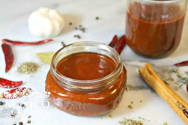 Receta de salsa de adobo disfrutala