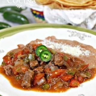 Cortadillo Norteño receta sencilla