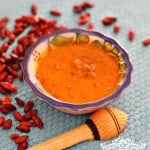Salsa de chile piquín seco
