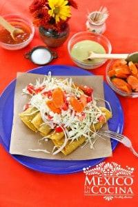Cachetadas de Tampico receta