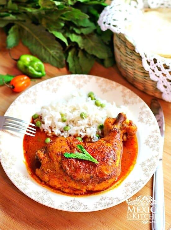 cómo hacer pollo pibil │sencilla y deliciosa receta │recetas mexicanas