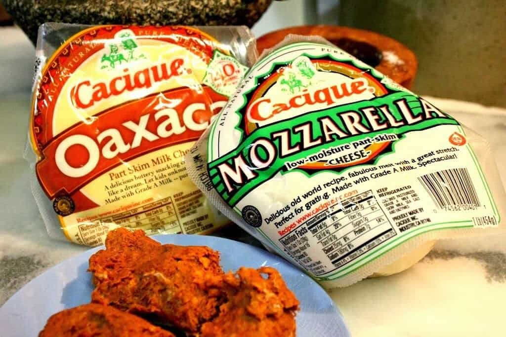 Queso Fundido con Chorizo, receta fácil de preparar