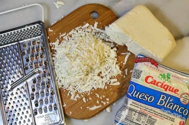 Volovanes de Chori-Queso, ingredientes para esta deliciosa receta