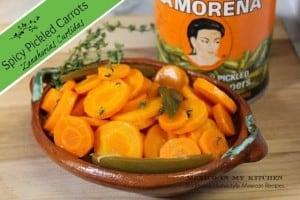Zanahorias curtidas