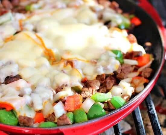 Receta Tacos de Alambre