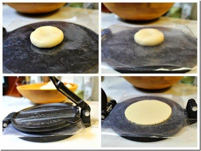 receta sencilla para preparar gorditas de harina