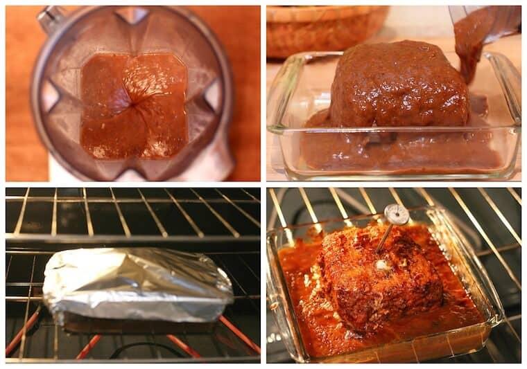 Lomo de Cerdo en Salsa de Ciruela, tutorial completo, gratis