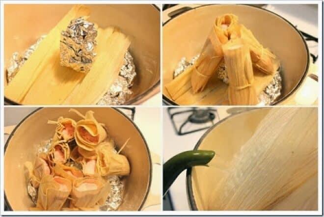 tutorial gratis tamales de dulce