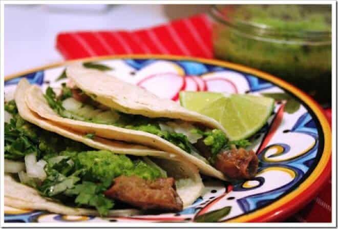 Cómo hacer Tacos de Tripitas