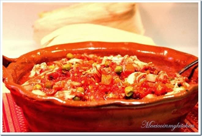 Tamales de Pollo con Verduras | Disfruta de esta deliciosa receta