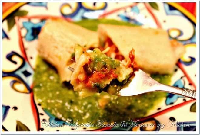 Tamales de Pollo con Verduras | Recetas Mexicanas