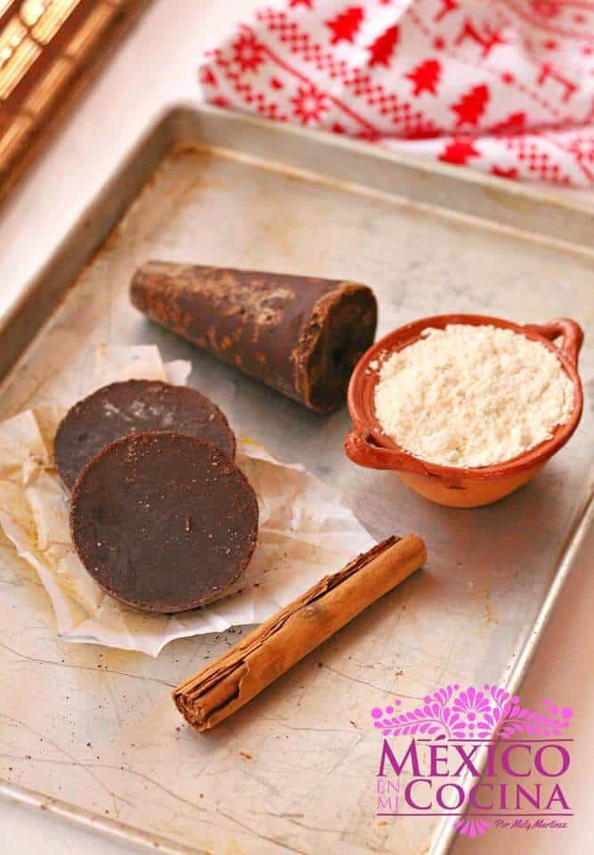 receta de champurrado | ingredientes para preparar esta deliciosa receta