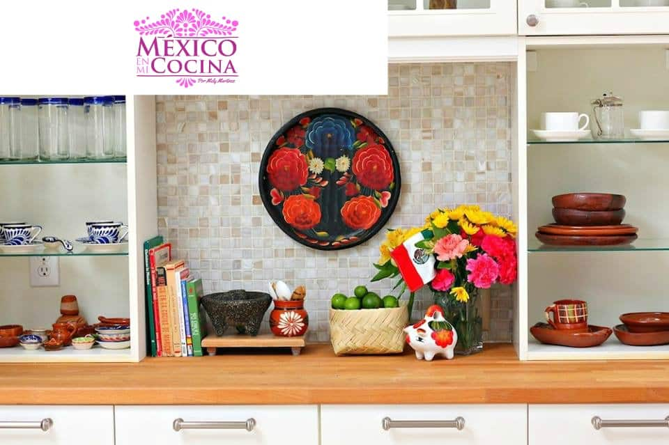 Mexico en mi cocina, Lista de Regalos