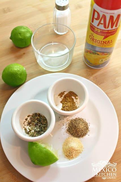 Pechugas de Pollo a la Plancha | Ingredientes para preparar esta deliciosa receta