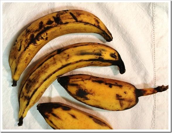 Plátano asado | Recetas de Comida Mexicana