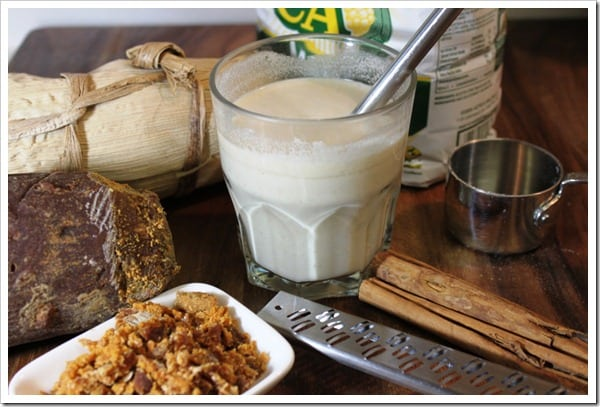 Atole de Elote y Atole de Masa   Recetas de comida mexicanas
