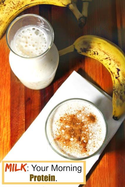 Licuado de Plátano | Recetas de Comida Mexicana