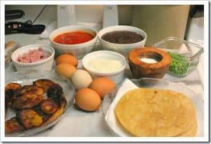 Huevos Motuleños │recetas de comida mexicana