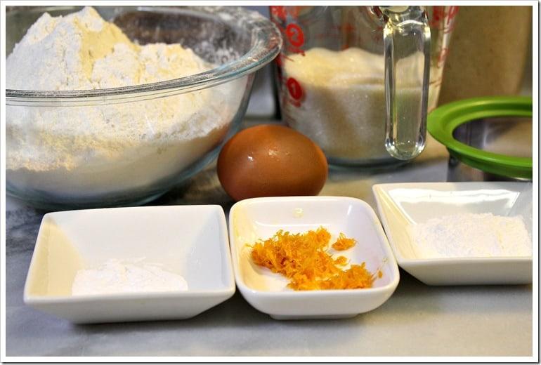 Pan de dulce polvorones mexicanos │ Ingredientes para preparar esta deliciosa receta