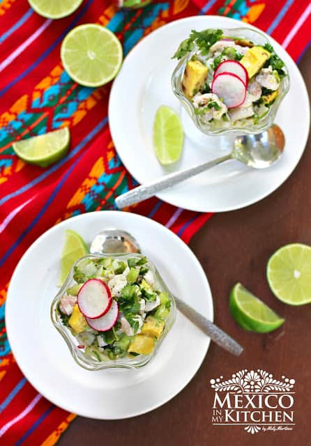 Ceviche Verde Mexicano │Disfruta de esta deliciosa receta