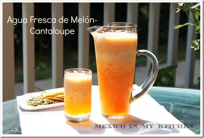 Aguas Frescas de Piña │Bebidas Mexicanas