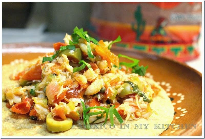 Salpicón de Jaiba │Disfruta de esta deliciosa receta
