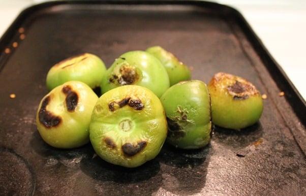 Salsa de Chile de Árbol │ asa los tomatillos