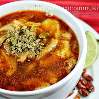 Sopa de Mondongo, Menudo o Pancita
