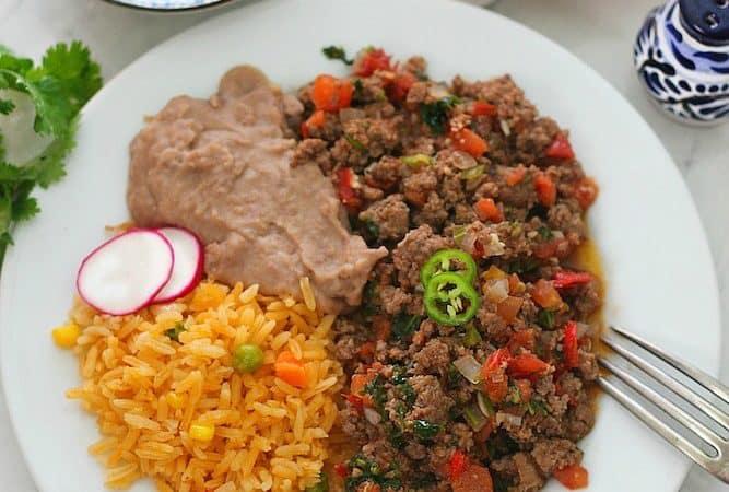 Recetas de cocina mexicana faciles rapidas y economicas for Comidas rapidas y faciles y economicas
