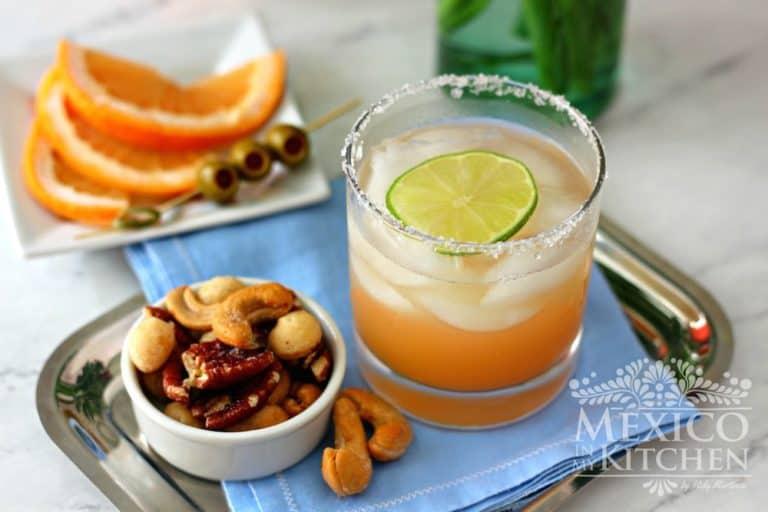 Disfruta de este delicioso Cóctel Paloma │Bebidas mexicanas