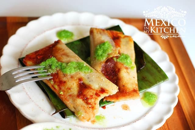 Tamales huastecos │Recetas navideñas mexicanas