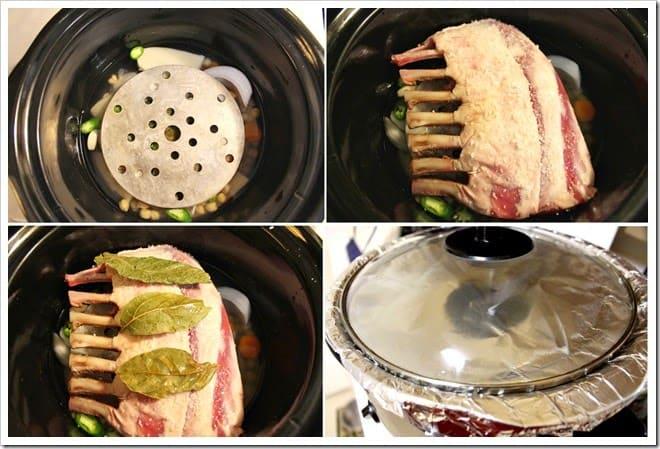 Sigue este sencillo tutorial para preparar barbacoa de borrego