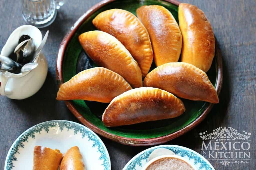 Empanadas De Calabaza Recetas De Comida Mexicana México En Mi Cocina