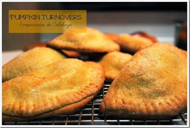 Cómo hacer Empanadas de calabaza