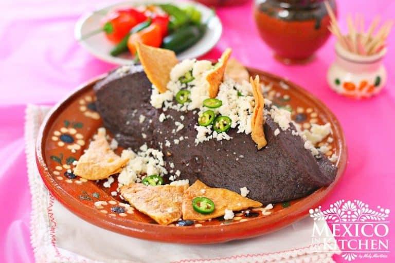 Cómo hacer frijoles refrijos, receta de comida mexicana