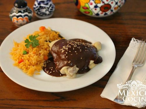 Mole Doña María Fácil Y Rápido Mexico En Mi Cocina